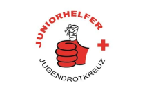 Logo des Juniorhelfer Jugendrotkreuz Programm